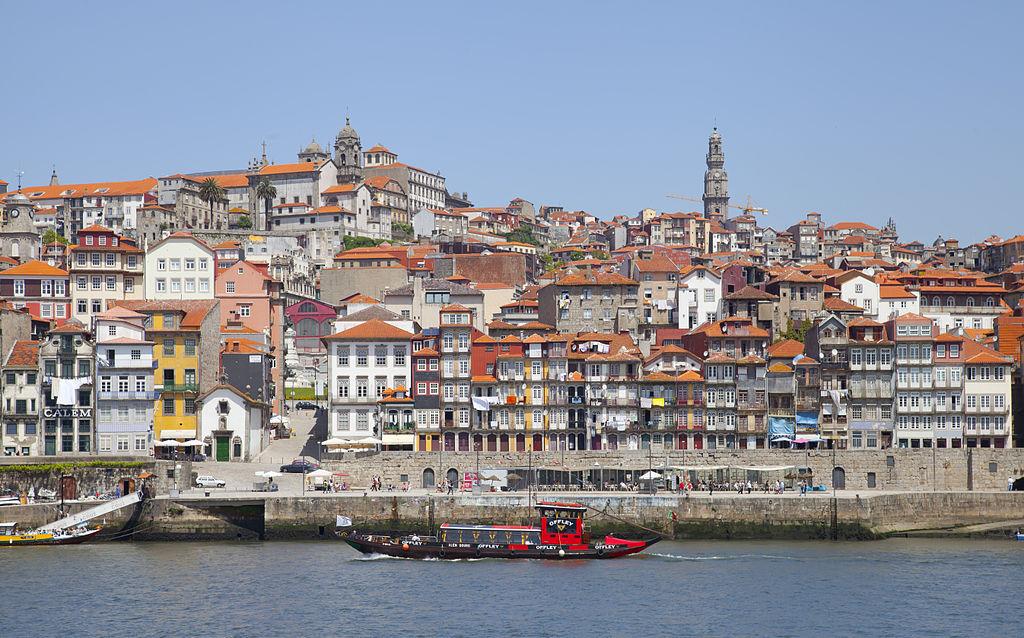 Porto Portogallo Douro