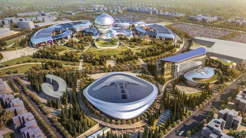 Astana EXPO 2017 Kazakhstan
